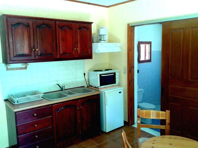 sunrise apartments apartment 3 kitchen
