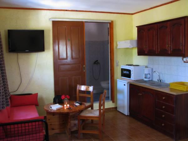 sunrise apartments palekastro studio