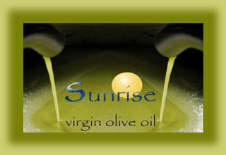 sunrise extra virgin olive oil